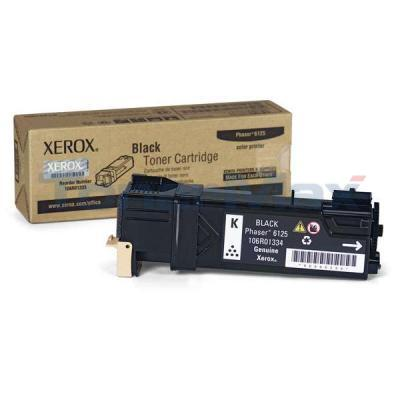 XEROX PHASER 6125 TONER CARTRIDGE BLACK